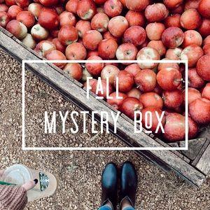 Mystery Box 🍂